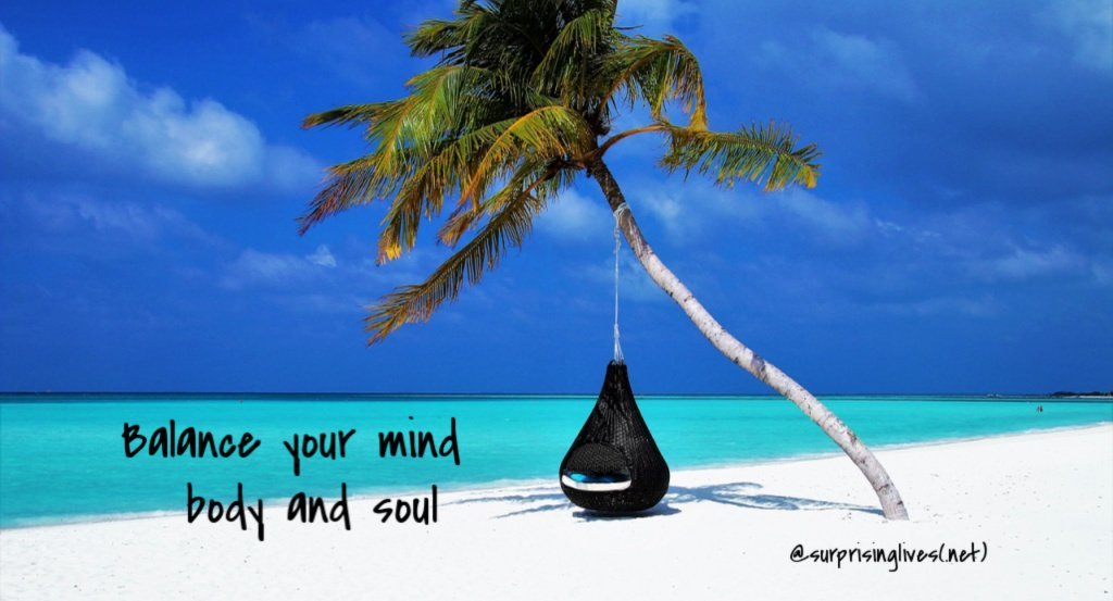 for happiness balance mind body soul